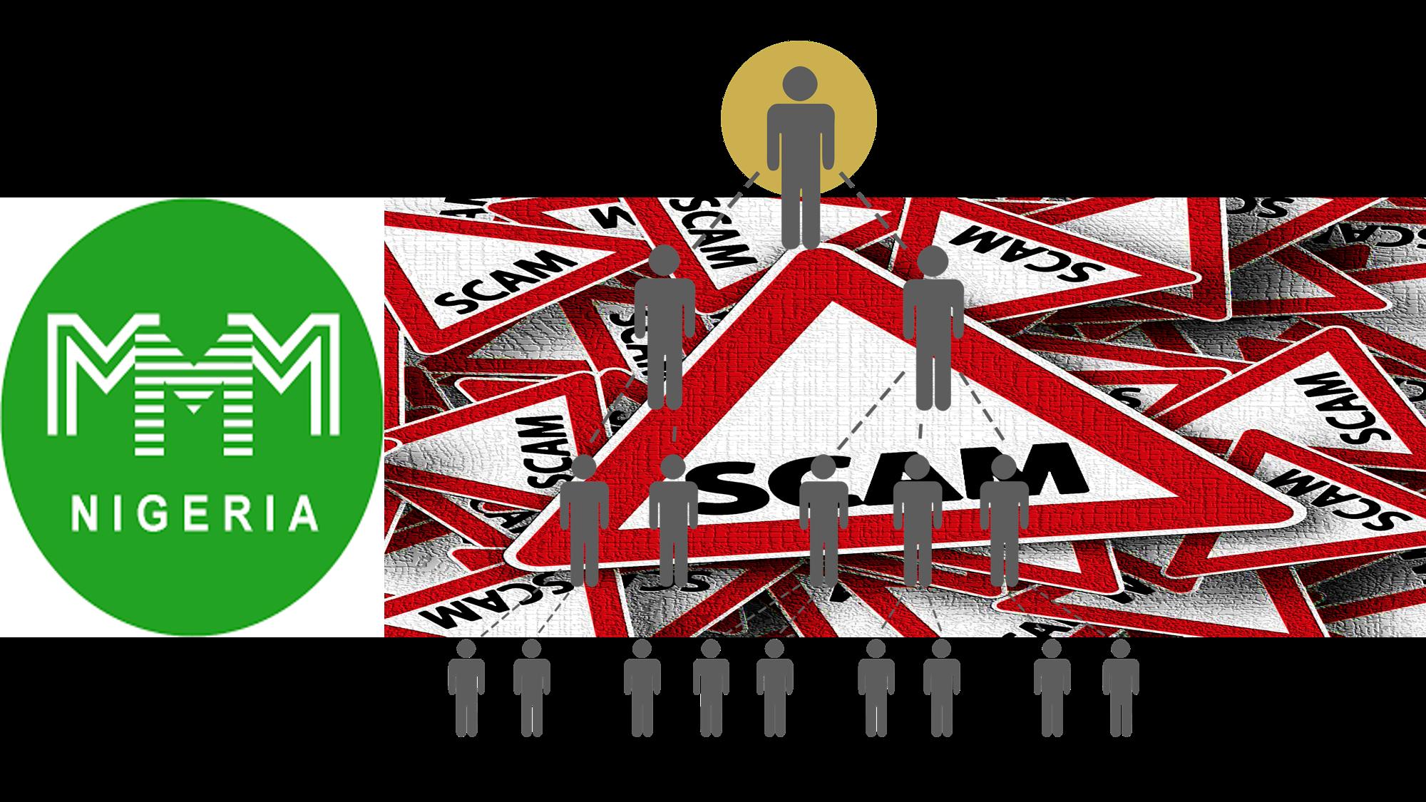 MMM Nigeria Ponzi Scheme