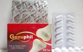 سعر ودواعى إستعمال دواء جينوفيل Genuphil للخشونة