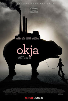 Póster de Okja