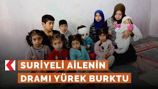 قصة مؤلمة لعائلة سورية تشغل وسائل الإعلام التركية