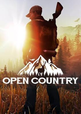Capa do Open Country