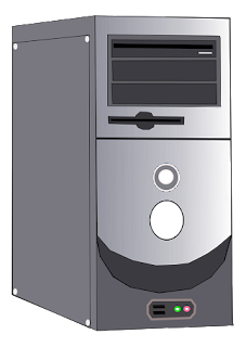 System Unit of computer images
