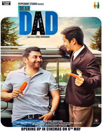 Dear Dad 2016 Hindi 250MB HDRip 576p Watch Online Free Download downloadhub.in