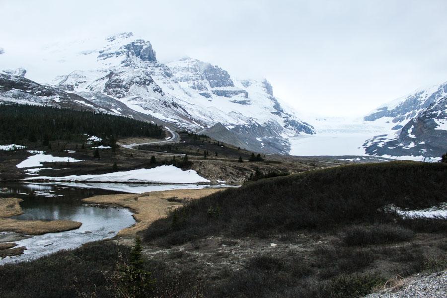 Ice Fields, Banff, Canada
