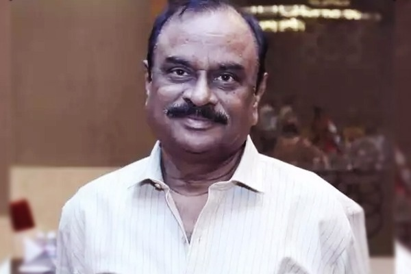 tollywood senior producer passed away due to coronavirus, producer died with coronavirus, telugu producer ramaroa died with corona, tollywood producer ramarao death cororna, movie news,