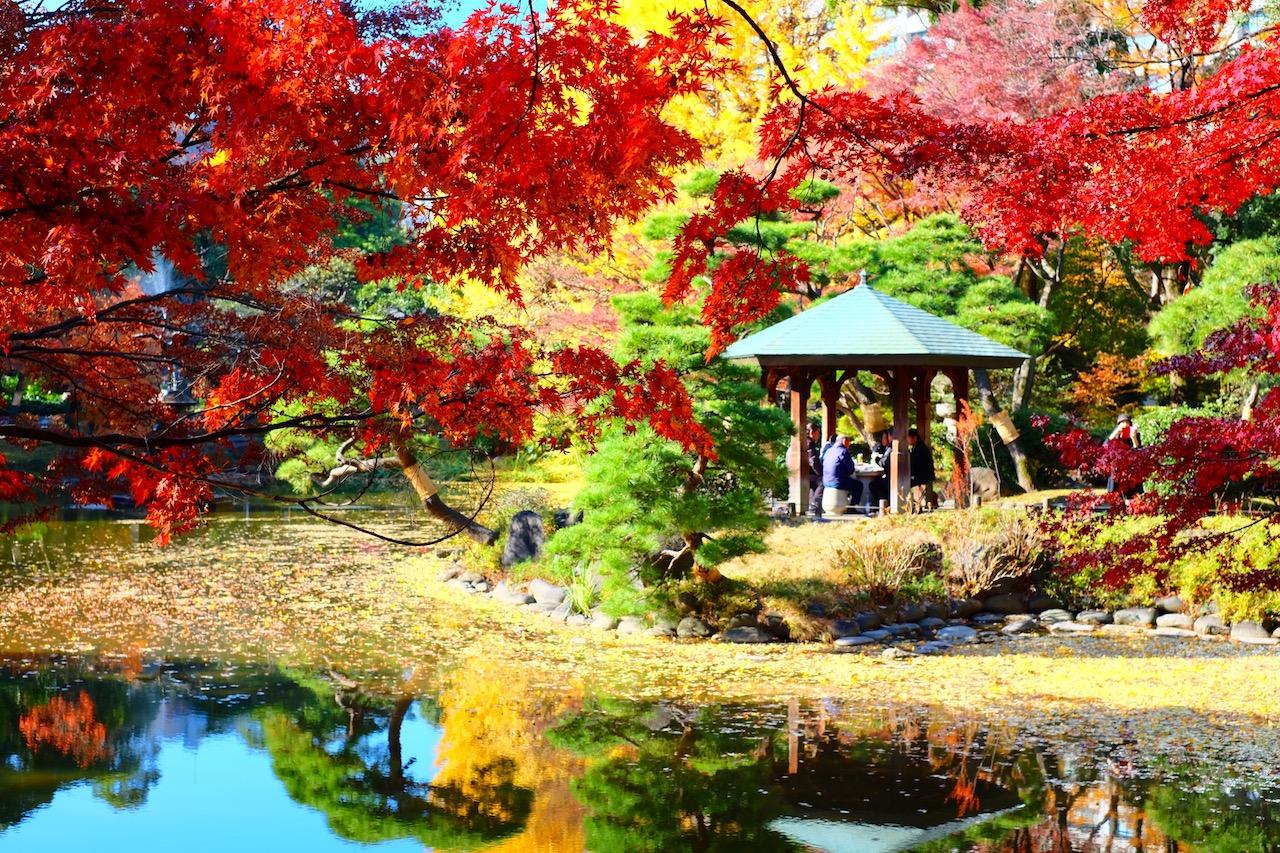 Hibiya Park, Tokyo