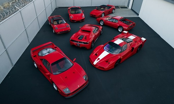 Ming Collection Ferrari RM Sotheby's
