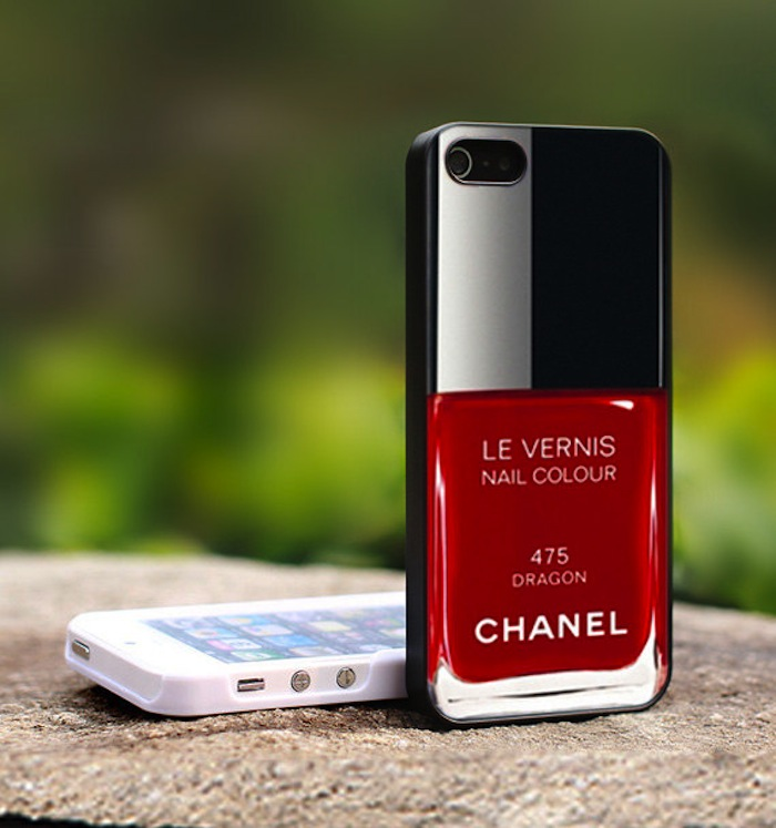 Oh My Dior News Chanel Nail Lacquer Iphone Case