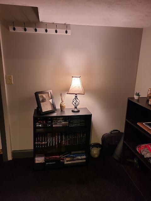 Basement Room Makeover
