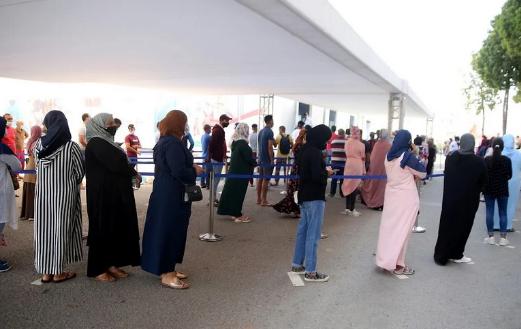 taroudantpress.ma : Le Maroc enregistre 917 blessés et 72 nouveaux décès dus à 'Corona' en 24 heures