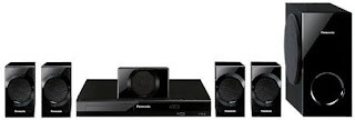 CSD Price List of Panasonic 5.1 Channel Home Theater