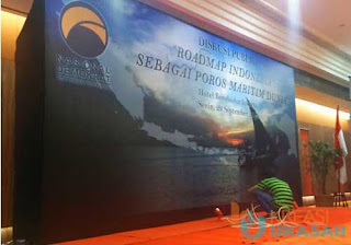 Sewa Backdrop Murah