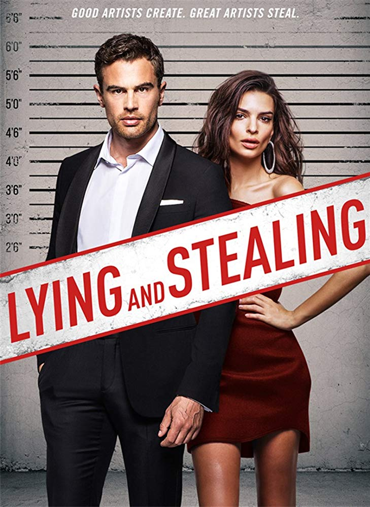 Lying and Stealing [2019] [CUSTOM HD] [DVDR] [NTSC] [Latino]