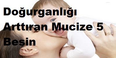 Doğurganlığı Arttıran Mucize 5 Besin