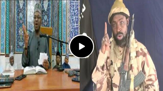 Sheikh isa Ali pantami Bana Tsoron Abun Halitta || Cikin Karatun Sa Daren Yau Pantami Yayi Ragargaza
