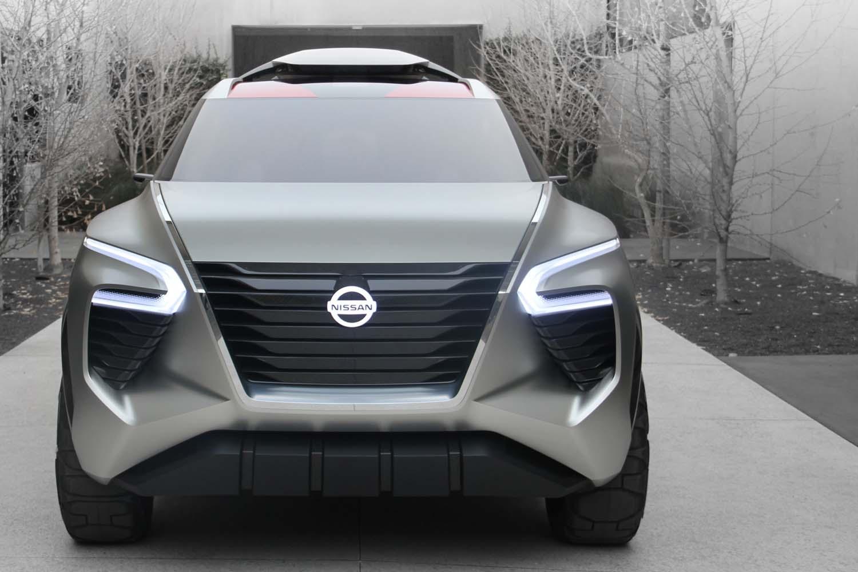 Το νέο πρωτότυπο Nissan Xmotion στο Ντιτρόιτ