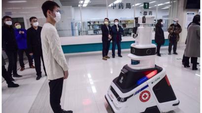 China's Tech Fighting Against Coronavirus