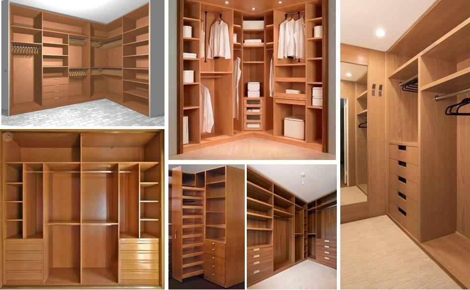 25 Modern Wardrobe Closet Designs - Decor Units