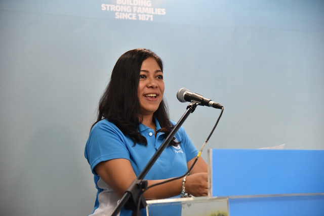 Ms. Jo-Anne Jayasiri, Marketing Manager of Dutch Lady Milk Industries Berhad