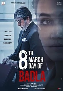 Badla (2019) Hindi Full Movie HDRip 720p