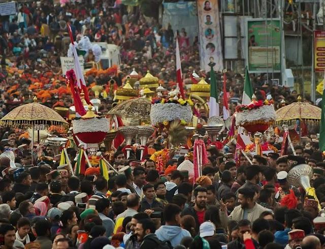 सुकेत रियासत के देवी-देवता अंतरराष्ट्रीय शिवरात्रि महोत्सव में नहीं करेंगे शिरकत