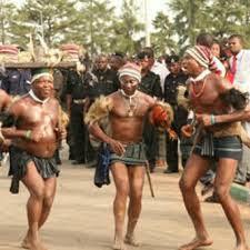 Ohafia war dance