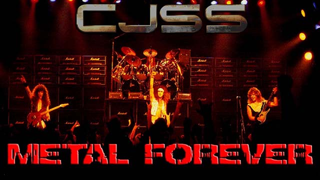 "CJSS - ""Metal Forever"""
