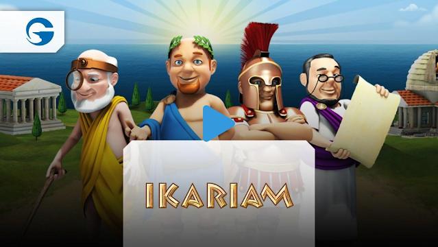 Main Game Gratis Tanpa Download - IKARIAM