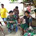 Cinta Rakyat Satgas Raider 300 Berikan Pengobatan
