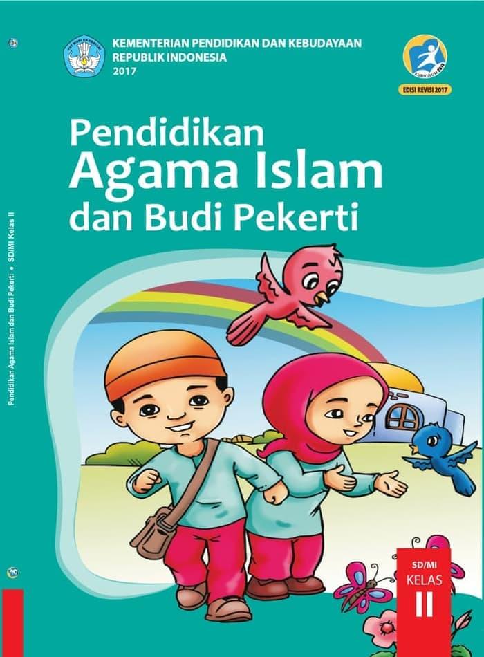 Buku Siswa SD Kelas 2 Pendidikan Agama Islam dan Budi Pekerti