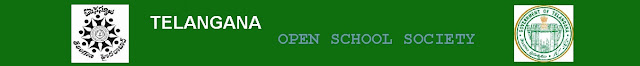 TS Open School 10th/SSC Inter Hall Tickets Download