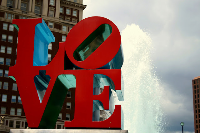 Filadelfia Love podróże