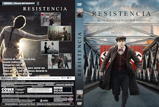CARATULA RESISTENCIA - RESISTANCE 2020[COVER DVD]