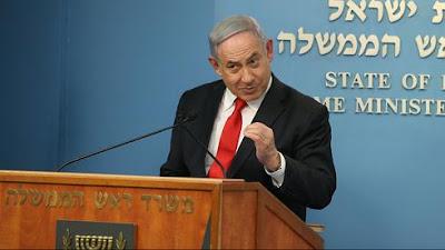 Não ao atraso no julgamento de Netanyahu