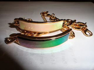 Clothes & Dreams: Bracelets from Stradivarius