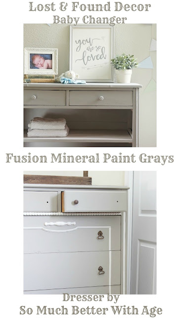 Fusion Mineral Paint Grays Bliss-Ranch.com