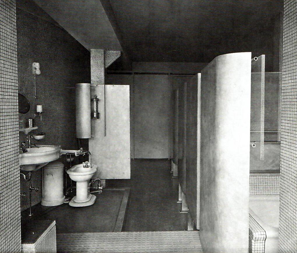 Hidden Architecture Maison Verre