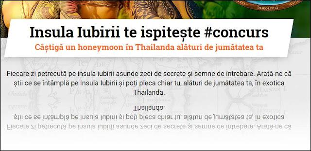 regulament coduri concurs insula iubirii castiga o vacanta in thailanda