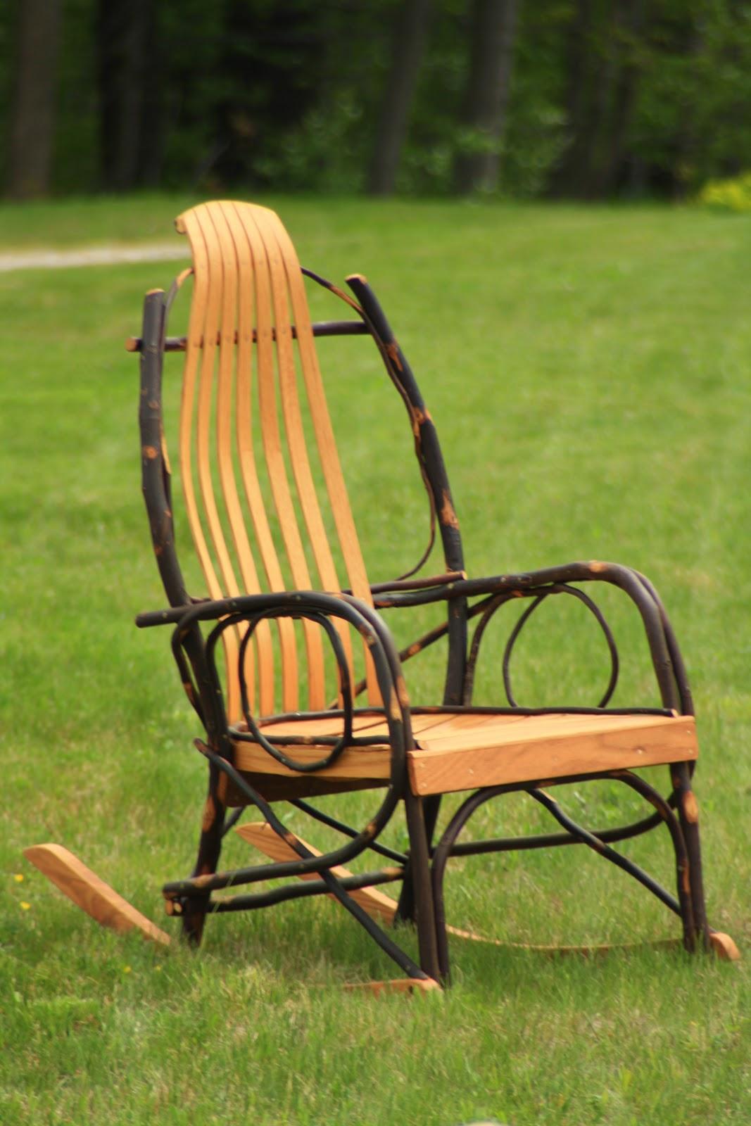 Go Rustic!: Amish Rocker