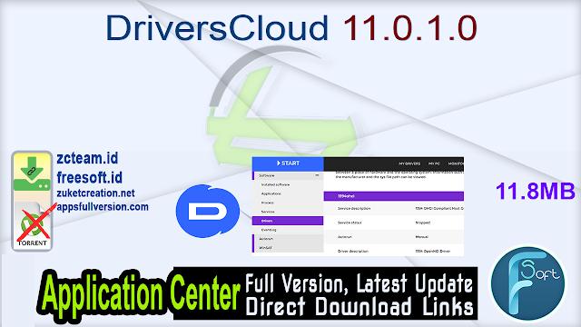 DriversCloud 11.0.1.0 _ ZcTeam.id