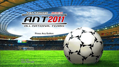 PES 2011 All National Team Patch 2011 by Tottimas & Boca