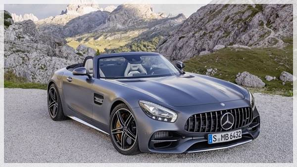 2018 Mercedes-AMG GT Roadster Redesign Exterior and Interior Design