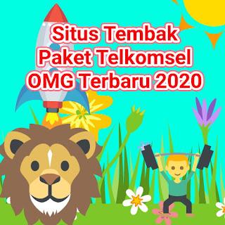 Situs Tembak Paket Telkomsel OMG Terbaru 2020