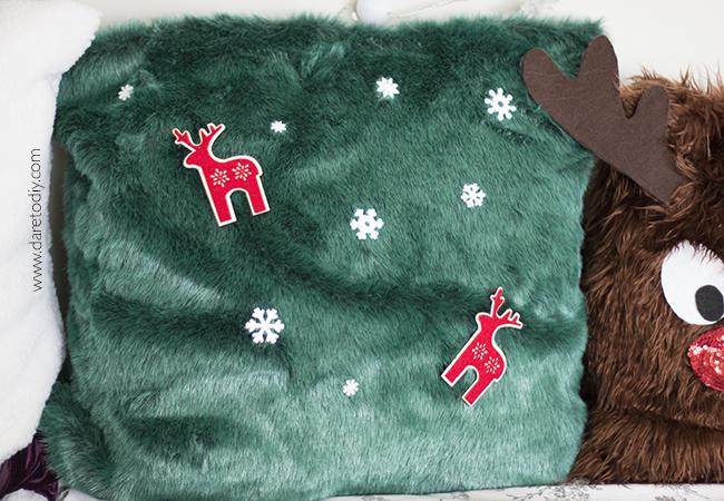 Cojines Navidad Manualidades.Dare To Diy Decoracion Navidena Diy Vol 1