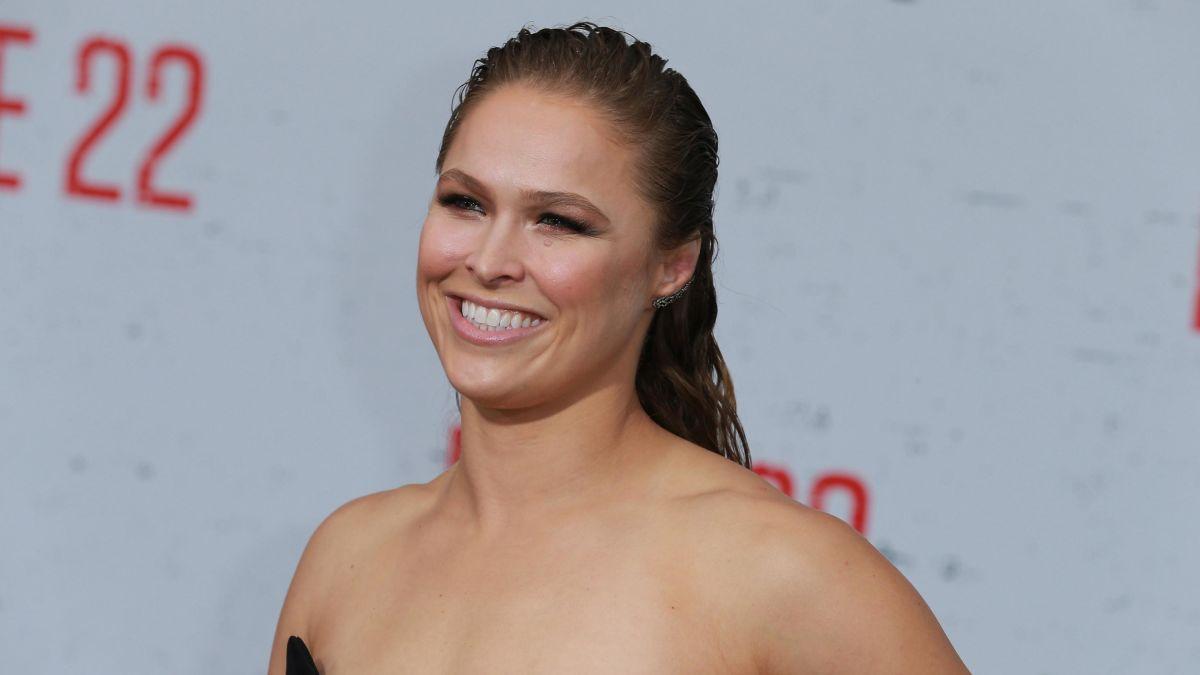 Ronda Rousey anuncia que está grávida