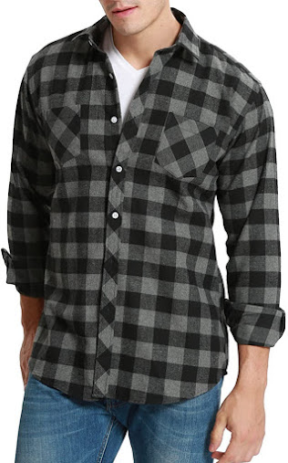 Best Quality Men's Flannel Shirts in Canada
