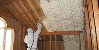 Spray Foam Insulation by ABS Insulating