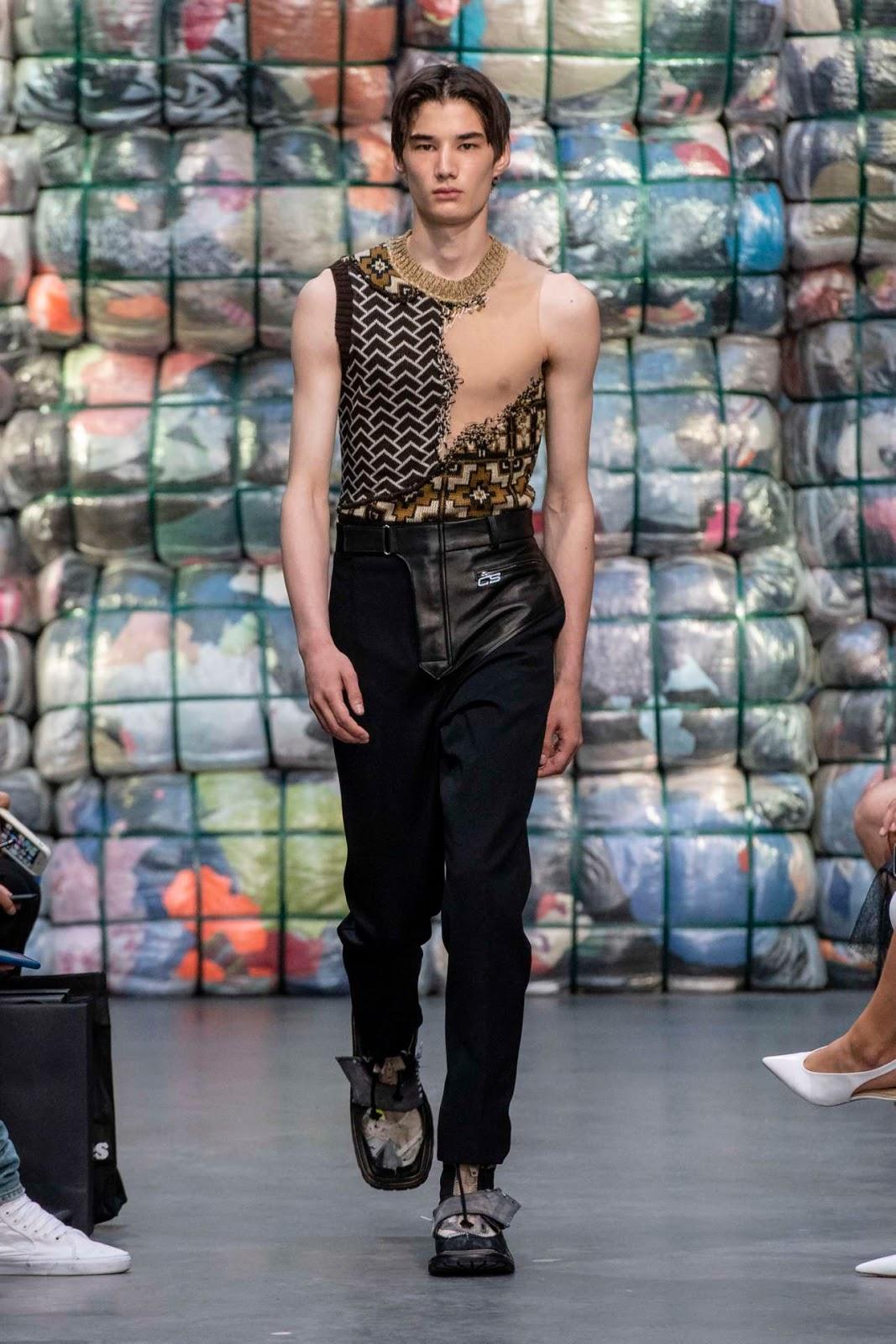 cmmn swdn springsummer 2019  paris fashion week
