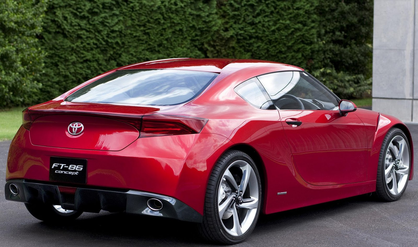 motor mania buzz leaked 2012 toyota ft 86 coup. Black Bedroom Furniture Sets. Home Design Ideas