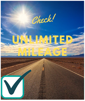 car rental Iceland unlimited mileage